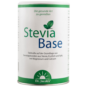 Stevia Base 400gr - Dr. Jacobs