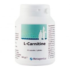 Integr. L-Carnitina NF 60 cps - Metagenics