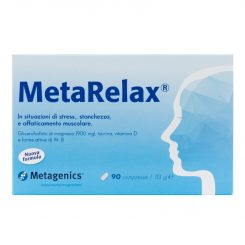 Metagenics MetaRelax NEW [+vit. B6, B9, B12] – 90 cps